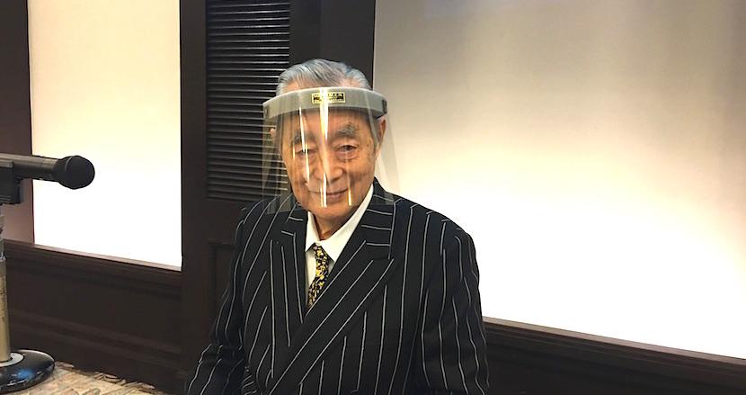 ドクター 中松 マスク