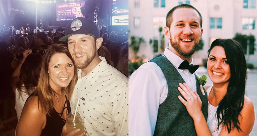 ラスベガス銃乱射事件に遭遇した女性、命の恩人の男性と結婚。悲劇の ...