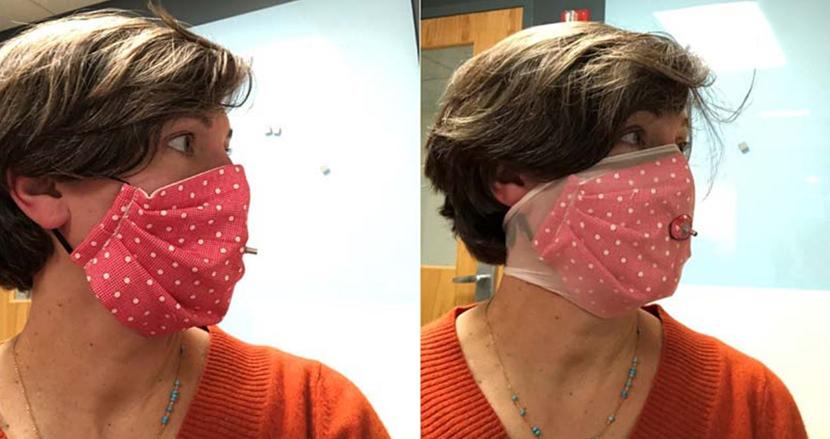 挟む 不織布 手作り マスク マスク代用ガーゼはどう使うの?手作りマスクの簡単作り方5選